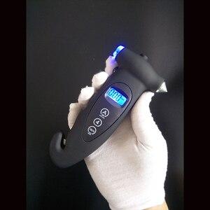 Image 2 - Tpms Car Security Tire Pressure Gauge Backlight High precision Digital Tire Pressure Monitoring Car Tire Pressure Gauge