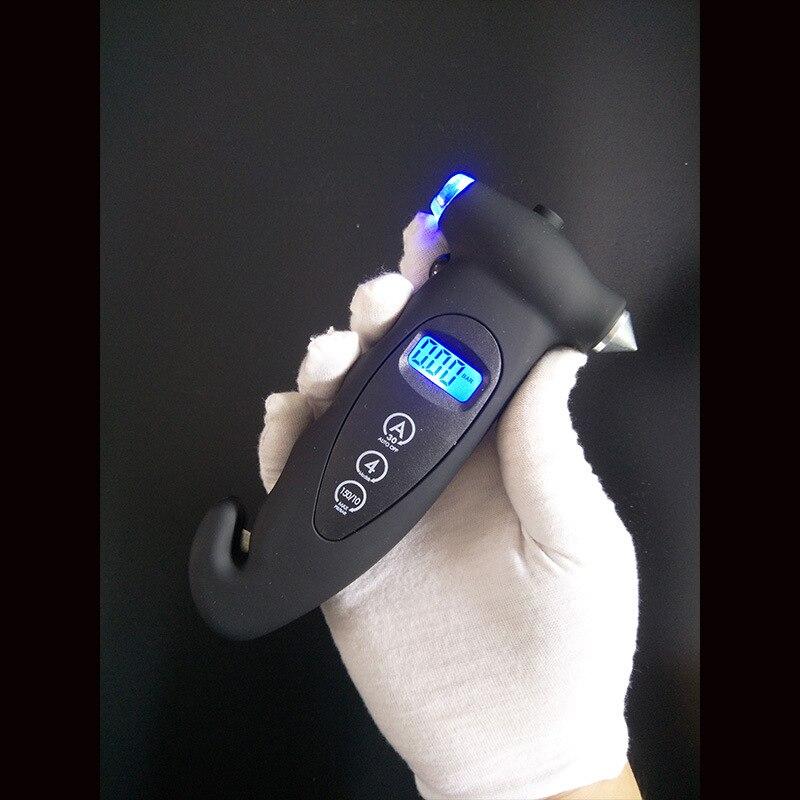 Image 2 - Tpms Автомобильная безопасность манометр для шин подсветка Высокоточный цифровой контроль давления в шинах Автомобильный манометр для шин-in Датчик давления в шинах from Автомобили и мотоциклы