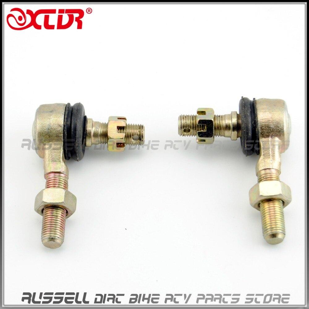 Atv Parts & Accessories Automobiles & Motorcycles M12 12mm Tie Rod End Ball Joint 110cc 125cc 150cc 250cc Atv Quad Parts