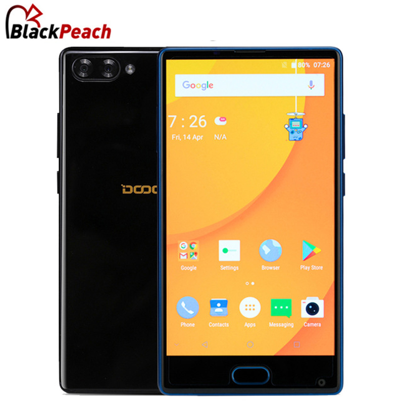 Doogee Mix 4G mobilephone 5.5