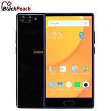 Ограниченное предложение Doogee Mix 4 г телефон 5,5 «HD Android 7,0 Helio P25 Восьмиядерный 6 ГБ Оперативная память 64 ГБ Встроенная память 16MP + 8MP двойной камеры отпечатков пальцев телефона