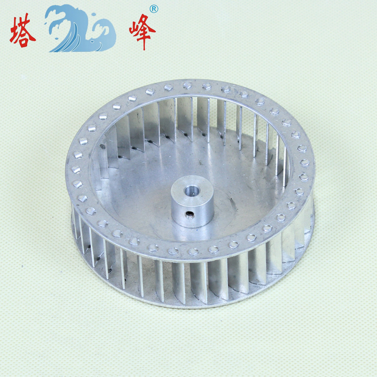 Small Aluminum Fan Blades : Aliexpress buy mm aluminium centrifugal fan