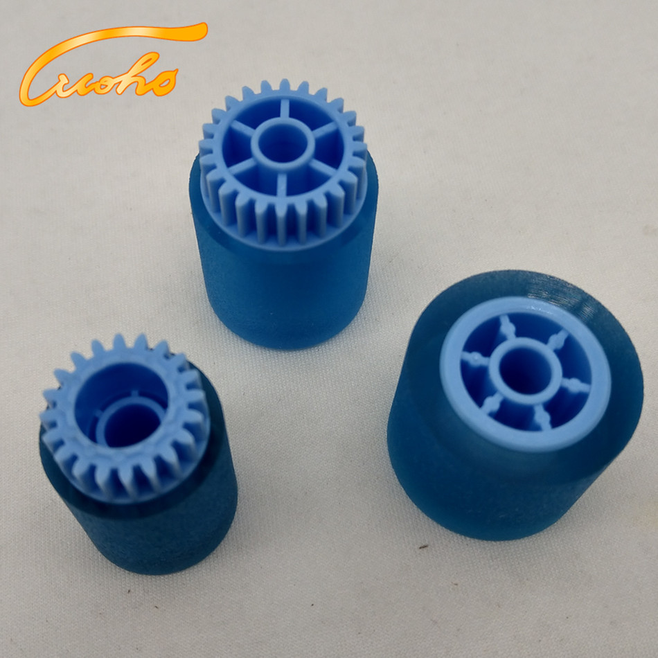 Original 10 sets MP7500 pickup roller for <font><b>Ricoh</b></font> <font><b>Aficio</b></font> <font><b>1075</b></font> 1060 2075 2060 MP8001 MP9001 AE032080 AE031082 AE030081 MP 7500 8000 image