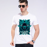 Japanese Ghost Warrior Latest Style T Shirt Men S Short Sleeve Warrior Tshirt Custom Men Shirt