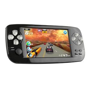 Image 2 - ANBERNIC 이중 제도 휴대용 게임 콘솔 4.3 인치 비디오 게임 콘솔 64비트 플래시 오픈 소스 비디오 게임 비디오게임을 콘솔 PAP KIII 어린이 선물 07 카메라 기능 포함 3000 레트로 게임 게임보이 게임기