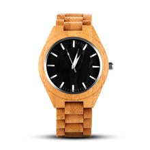 2019 Newest Wood Watch Hot sell Wood