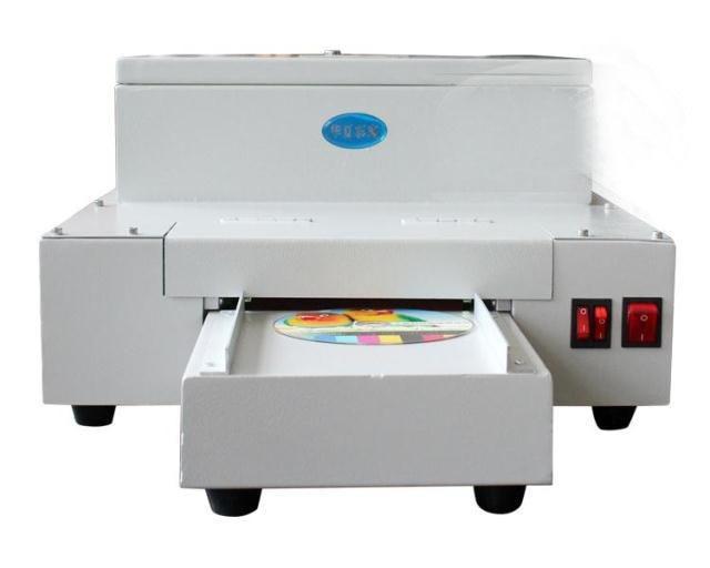 CD DVD Máquina de Revestimento UV Desktop Coater UV, Máquina de CD Laminação