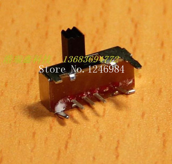 [SA]Small toggle switch slide calipers third gear DC power switch SK-13D12---200pcs/lot