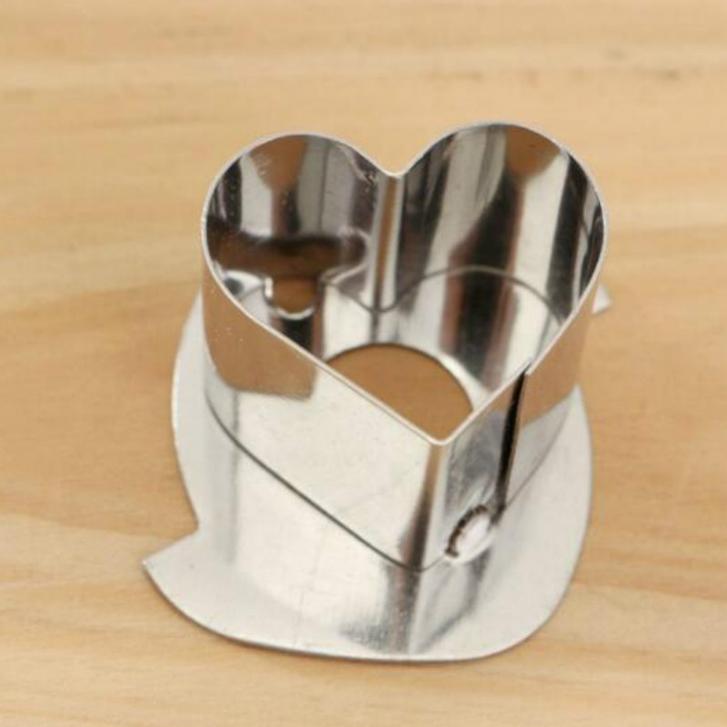3D Scenario Stainless Steel Cookie Cutter Set Gingerbread Cake Biscuit Mould Fondant Cutter 8