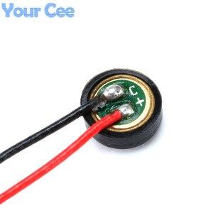 Image 4 - 200 sztuk 4*1.5 MM pojemnościowy mikrofon elektretowy/Pick Up 58 + 3dB (drut długość: 5.5 CM) mikrofon elektretowy skraplacza 4x1.5 MM dla MP3 MP4