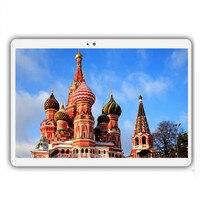 Android нуга таблетки 10 дюймовый 32 ГБ Android Tablet PC ж/Быстрый четырехъядерный Процессор черный, серебро, золото, розовое золото