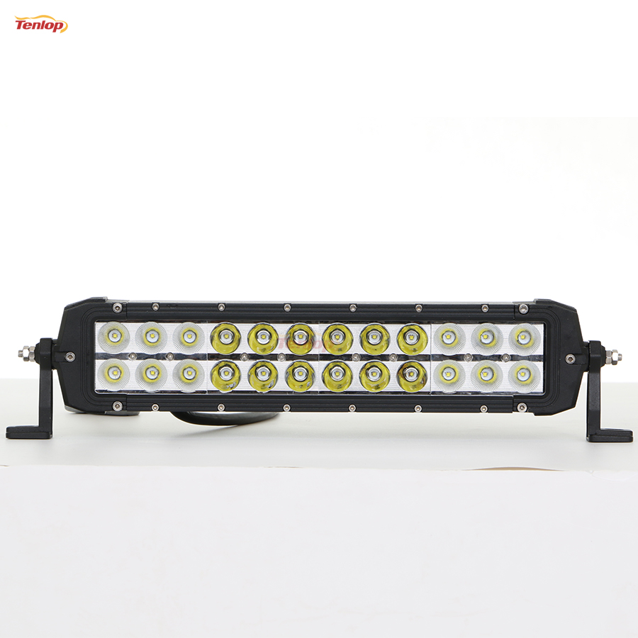 New Light Sourcing 17 Inch 72W Light Bar With Screws For Wrangler Offroad SUV ATV Boat Truck light sourcing the newest type 6 3 inch 60w cree tuning light black red for offroad atv suv wrangler truck 12v 24v