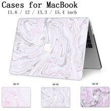 Mode chaude pour ordinateur portable MacBook ordinateur portable housse housse pour MacBook Air Pro Retina 11 12 13 15 13.3 15.4 pouces tablette sacs Torba