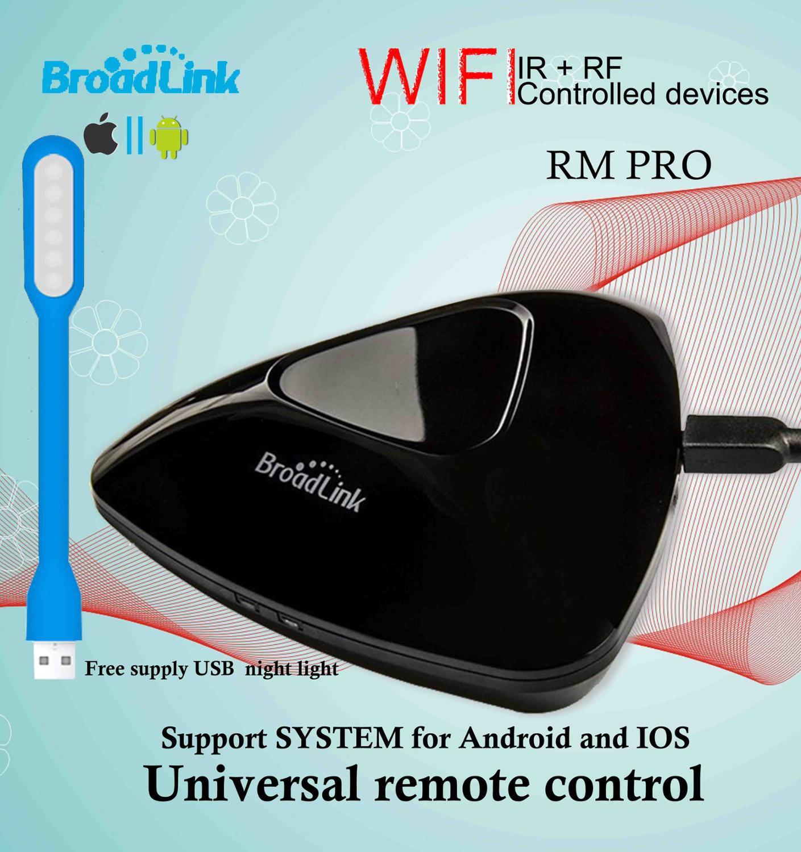 Broadlink htpc универсальный пульт дистанционного управления WI-FI + IR + RF-коммутатора через IOS Android