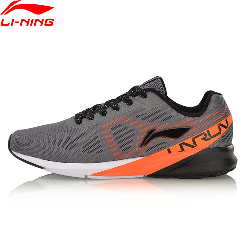 Li-Ning Colorful Men Running Shoes Cushion Wearable LiNing Breathable Sneakers Light Weight Sports Shoes ARHM039 XYP567 kelme 2016 new children sport running shoes football boots synthetic leather broken nail kids skid wearable shoes breathable 49