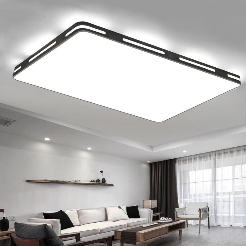 Modern Led Ceiling Light Rectangle