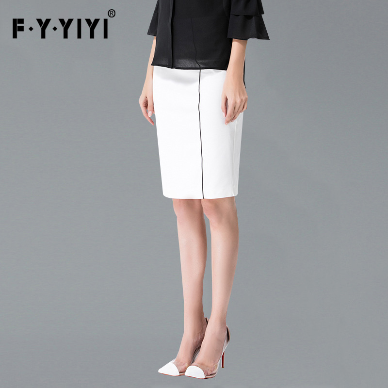 Cotton Pencil Skirt Promotion-Shop for Promotional Cotton Pencil ...