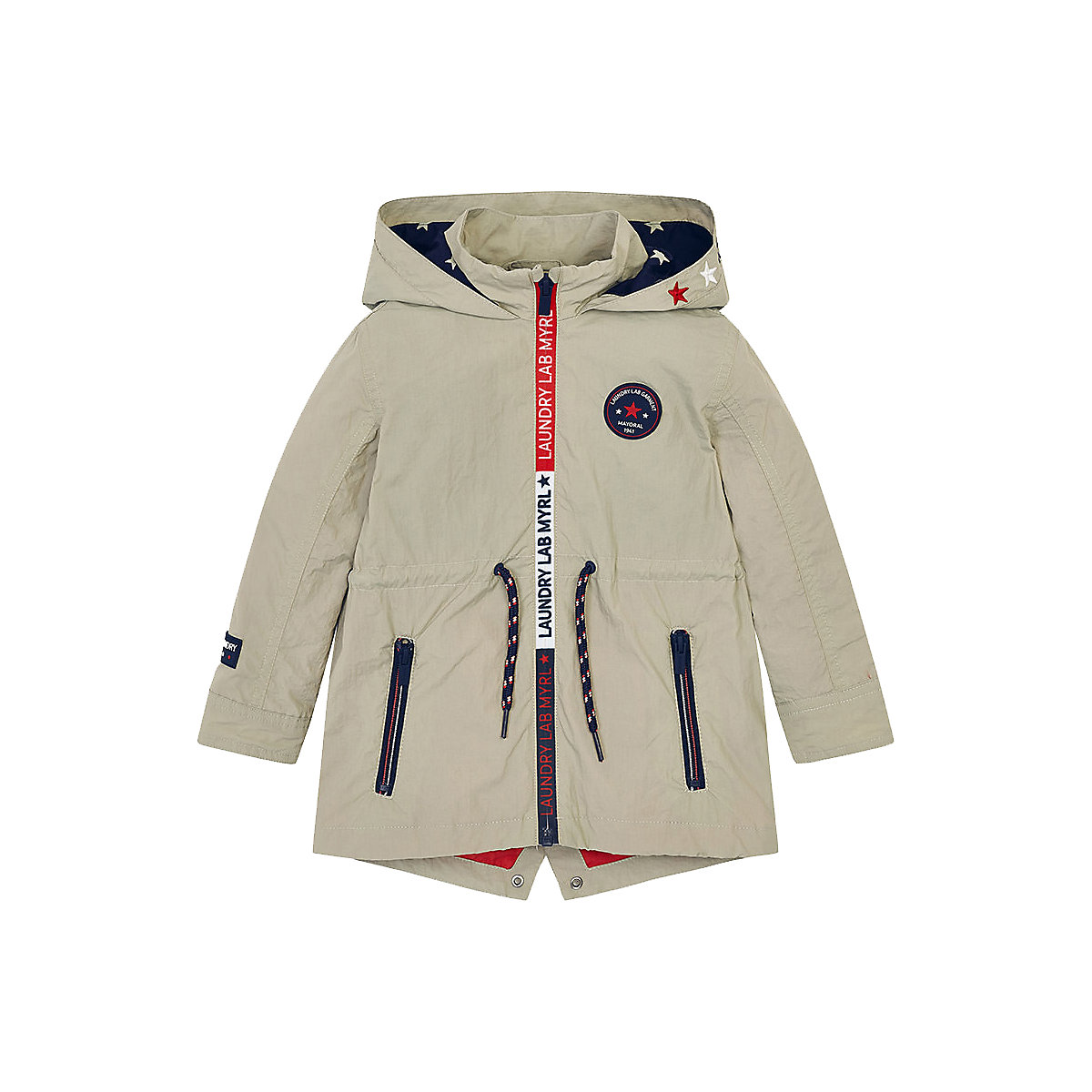 Mayoral Jackets & Coats 10691017 jacket for boys coat baby clothes children clothing outwear boy icebear 2018 new men s winter jacket warm detachable hat male short coat fashion casual apparel man brand clothing mwd18813d