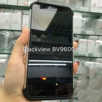 Перейти на Алиэкспресс и купить Закаленное стекло для экрана BlackView Bv9600 Pro BV9600E, защитная пленка 9h для Black View Bv 9600 Plus 9600E