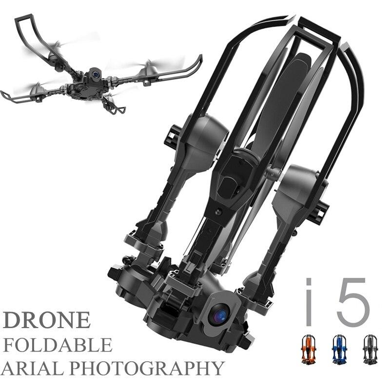 Yizhan idone I5HW деформационные Дроны с камерой складной Дрон Rc Вертолет Дистанционное управление игрушки для селфи Дрон мини Дрон