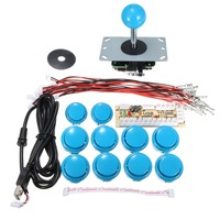 Arcade Game Joystick Controller USB Joystick Set For MAME For Raspberry Pi Joystick Arcade For Arcade