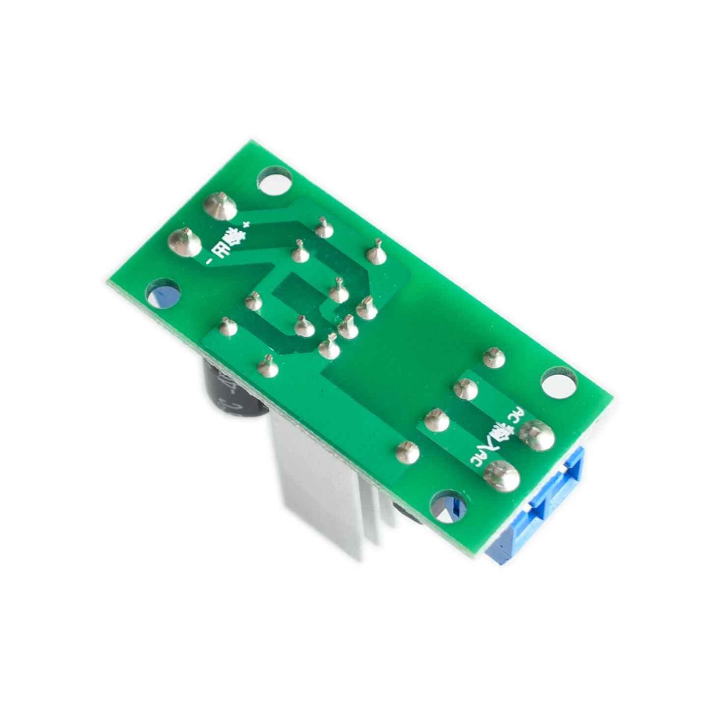 L7805 L7812 LM7805 LM7812 dc/ac 3端子電圧レギュレータ電源モジュール5v 9v 12v出力最大1.2A
