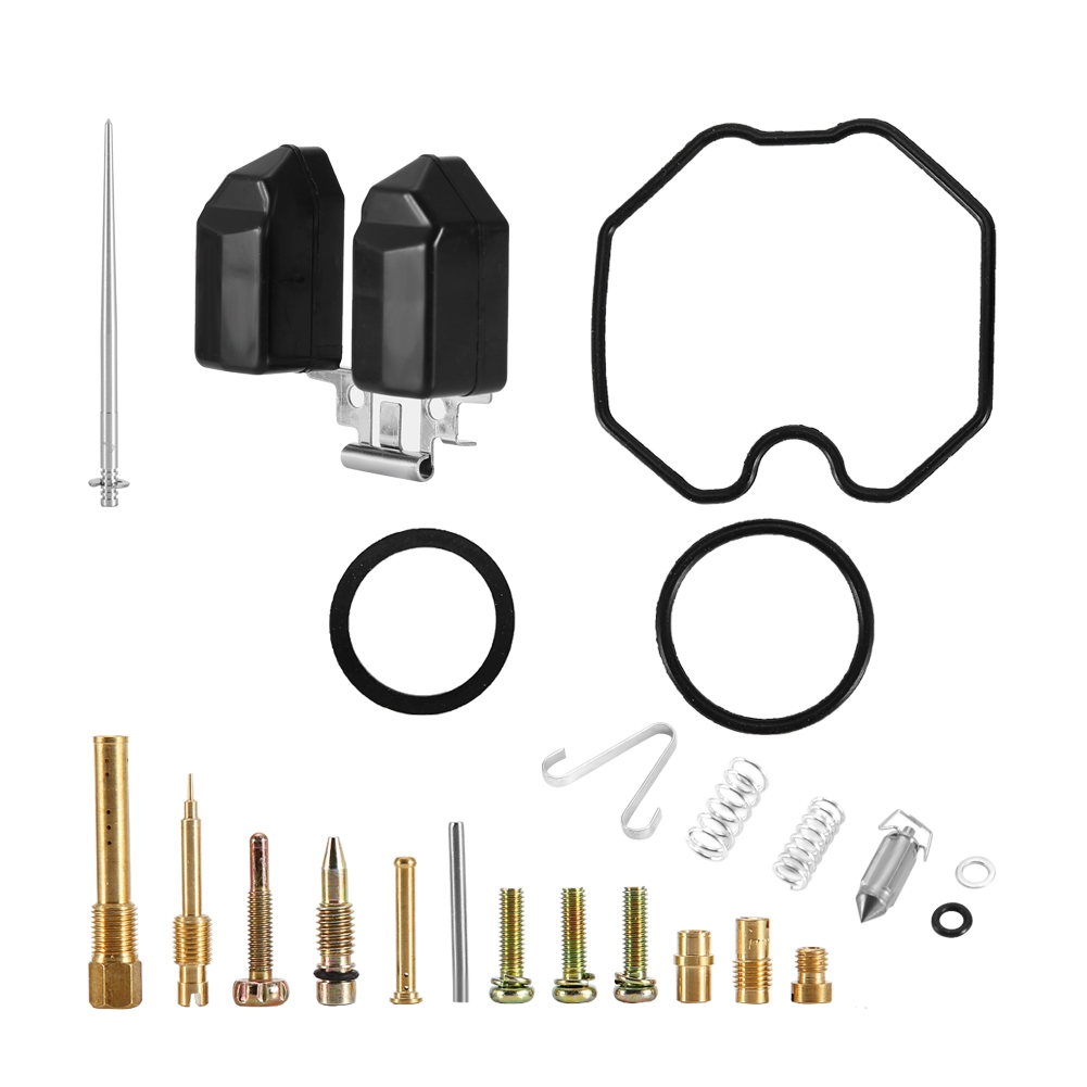Fuel Supply Straddle Type Carburetor Rebuild Set Carb Repair Kits Fit For ATV Motorcycle Scooter Motorcycle Tools