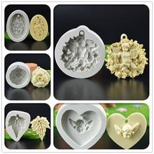 Силиконовые восковые формы, ароматический гипс, формы для мыла, полимерные глиняные формы, автомобильные гипсовые формы