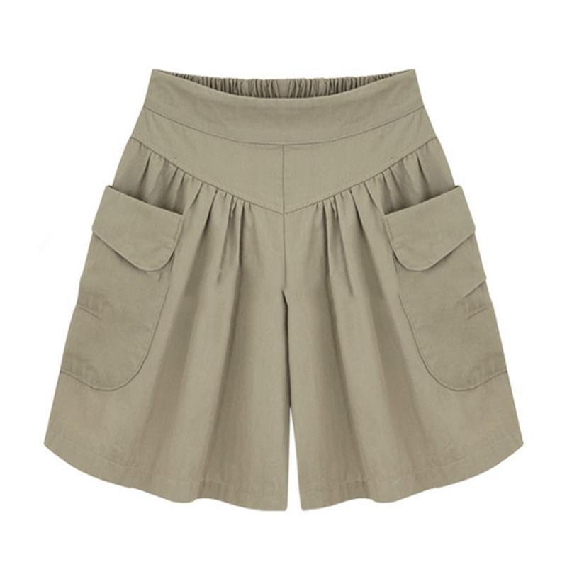 Online Get Cheap Khaki Shorts Women -Aliexpress.com   Alibaba Group