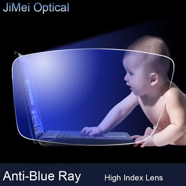 1.61 Anti-Blue Ray Lens High Index Myopia Presbyopia Prescription Optical Len Glasses Lens For Eyes Protection Reading Eyewear