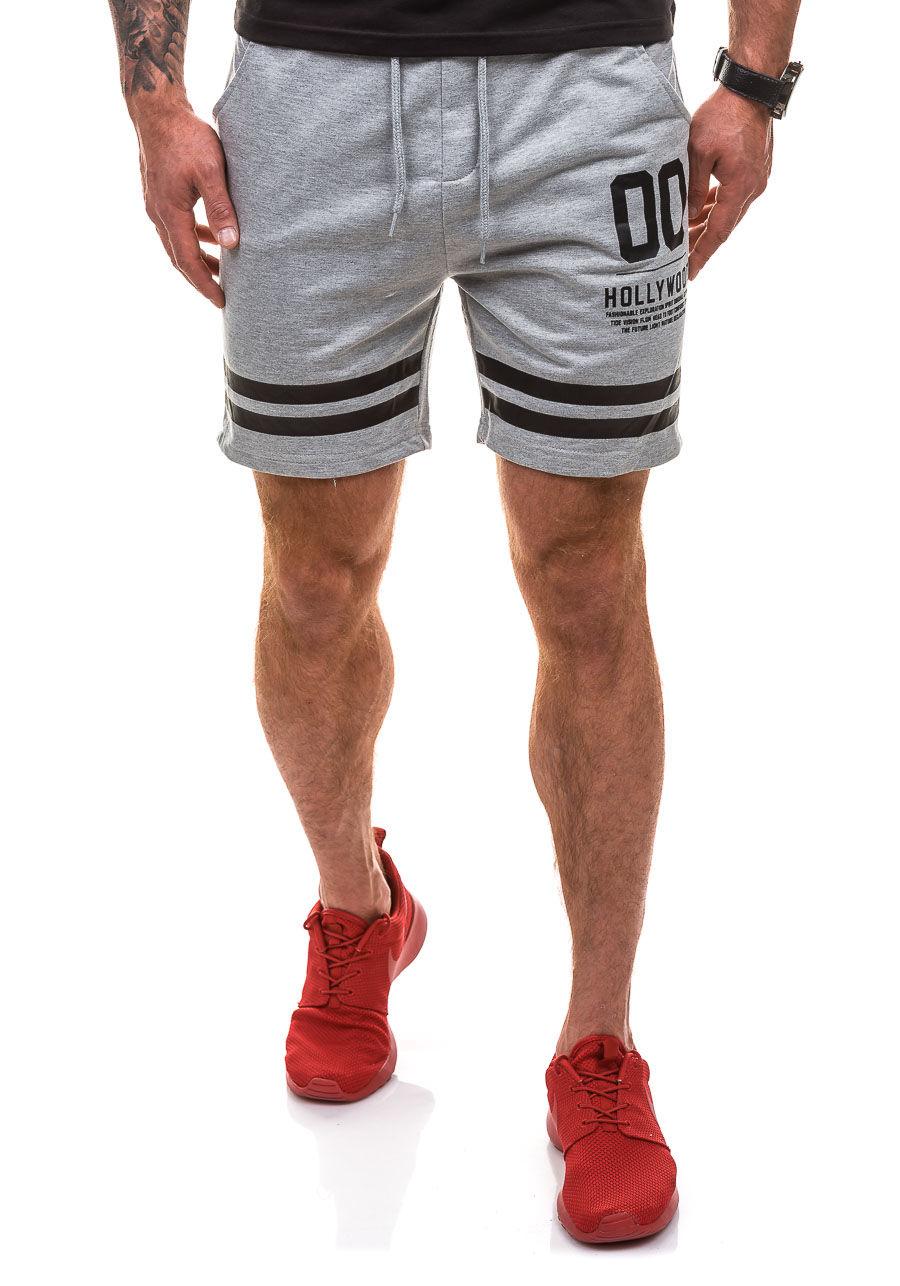 Shorts Mens Bermuda 2017 Summer Men Hollywood Printing Beach Hot Cargo Men Board Shorts Male Brand MenS Short Casual Fitness GG