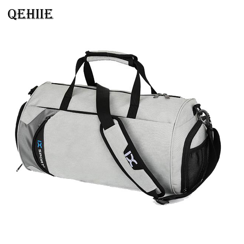 Men Gym Bags For Training Bag 2019 Fitness Travel Sac De Sport Outdoor With Shoes Pockets Women Yoga Bolsa Large Small Luggage