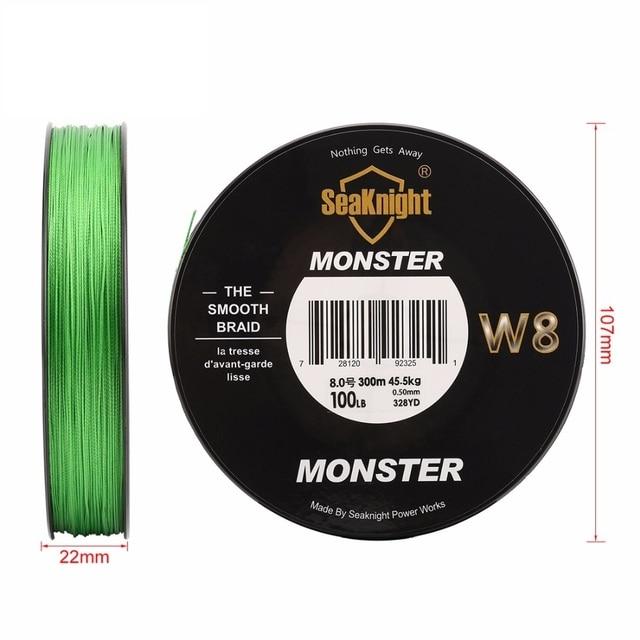 Super No1 Strong W8 Fishing Line Fishing Lines cb5feb1b7314637725a2e7: Black|Blue|Hi vis gray|Hi-Vis Green|Hi-Vis Yellow|Low green