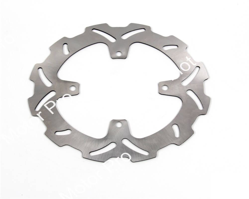 1PCS FOR KAWASAKI KX 125 KX 250 2006 2007 2008KX125 KX250 High grade aluminum Motorcycle Front Brake Disc brake disk brake Rotor