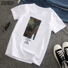 Harajuku Mans T-Shirts Virgin Mary Male t shirt Funny Printed Short Sleeve Tshirts Summer Hip Hop Casual Tops Streetwear M-3XL