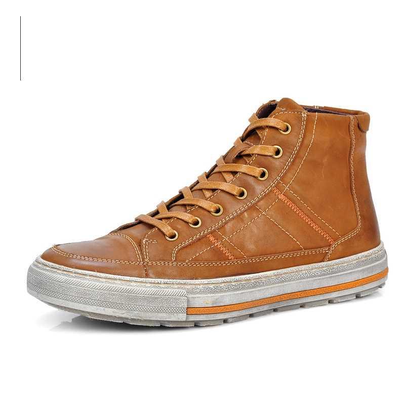 a24897f4 Красивые мужские туфли на плоской подошве 111% г. мужская повседневная обувь  из натуральной кожи