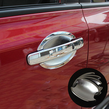 For Nissan X-Trail T31 2008 2009 2010 2011 2012 2013 ABS Plastic Door Handle Bowl Accessories Sticker Cover Trim Car Styling