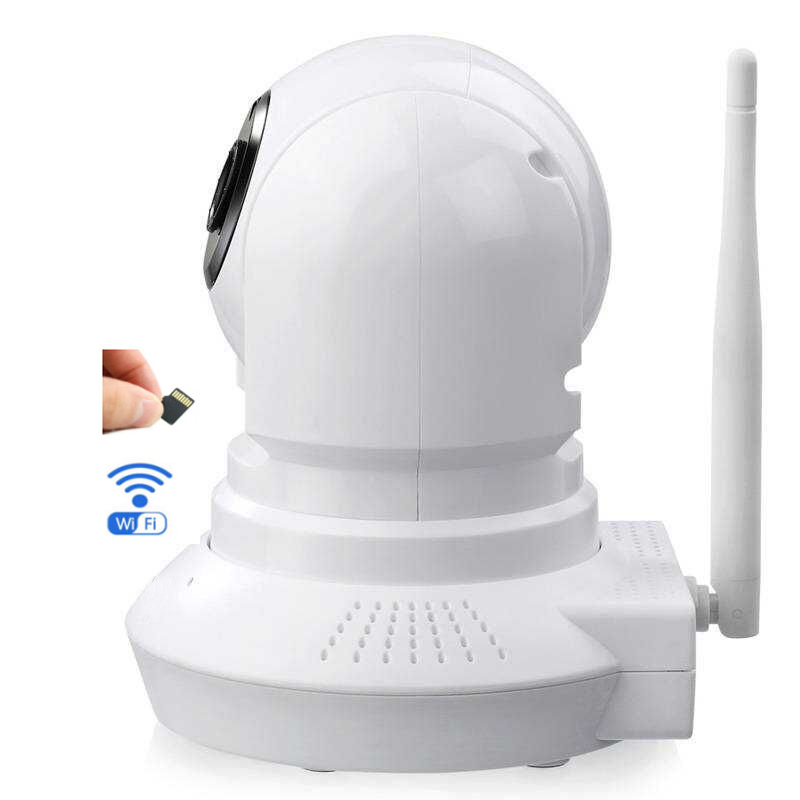 ФОТО Free Shipping IP Camera Wireless 1080P Smart P2P Baby Monitor Network CCTV Security Camera Home Protection Mobile Remote Cam
