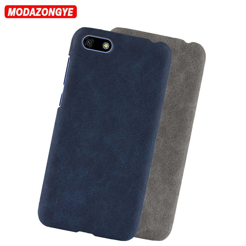For Huawei Honor 7S Case Huawei Honor7S Case 5.45 Luxury PU Leather Phone Case For Huawei Honor 7S 7 S DUA-L22 Case Back Cover