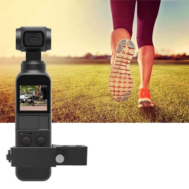 DJI Osmo ポケットアクセサリーマウント拡張モジュールため Osomo 4 k ビデオ 3 軸ジンバル