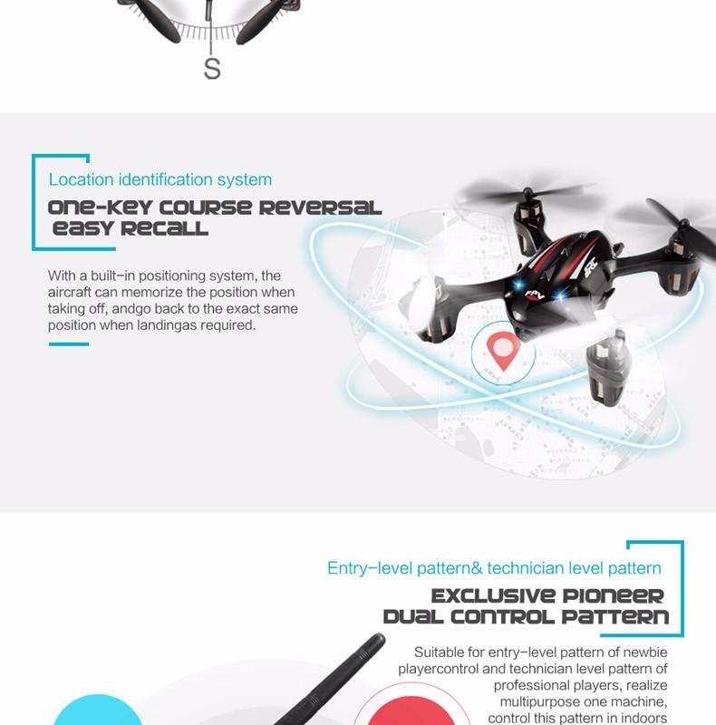 FPV Mini Drones With Camera Hd Jjrc H6d Quadcopters With Camera 4CH Flying Helicopter Camera Professional Drones Rc Dron Copter (6)