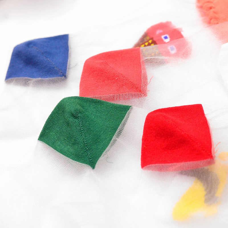 1 para nowa gorąca sprzedaż kolorowe ultracienkie przezroczyste piękne kryształowe koronkowe koronki elastyczne kobiety skarpetki plaster pysznych potraw, wzór