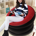 2016 New Autumn Winter Outdoor Inflatable Toys Lounger Sleeping Bag Flocking Comfortable Air Sofa Camping Bed