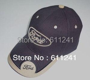 Image 3 - 2019 neue 3D Ford Hut Cap Auto logo Baseball Cap Hut Casual Trucket Hut