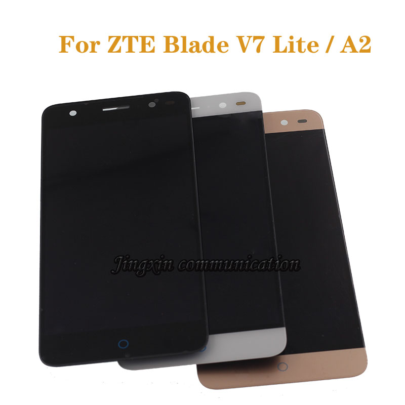 For ZTE Blade V7 Lite LCD Display +touch screen Digitizer Component Replacement for ZTE Blade A2 LCD Mobile Phone Accessories-in Mobile Phone LCD Screens from Cellphones & Telecommunications