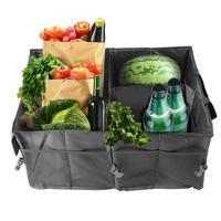 1 Pz Multiuso Sacchetto di Immagazzinaggio Bagagliaio di un'auto Pieghevole Pieghevole Cargo Organizer Box Pieghevole Tidy Car Bag Auto Organizer Promozione