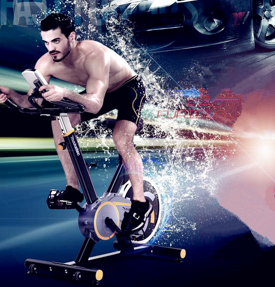 Commercial Gym Equipment Manufacturers In Delhi: Commercial Fitness Equipment Home Use Exercise Bike/spin