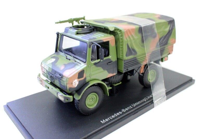 Unimog u406-1977 verde Green 1:43