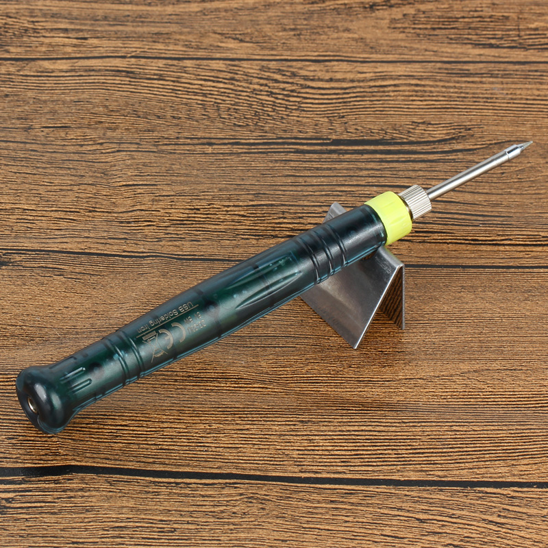 5V 8W Mini Portable USB électrique alimenté fer à souder stylo pointe interrupteur tactile USB fer à souder équipement de soudage outils