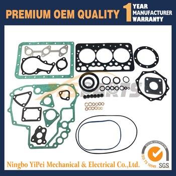 Full Gasket Kit For Kubota D722 07916-29475 07916-28695 For BOBCAT 316 320 322 323 Diesel engine parts